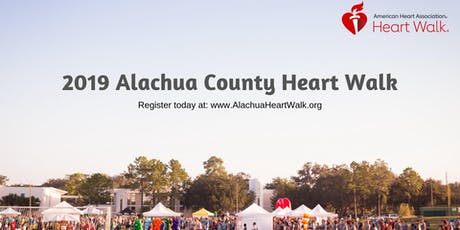 Alachua County Heart Walk tickets