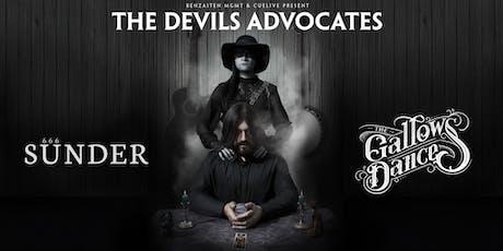Sünder + The Gallows Dance tickets