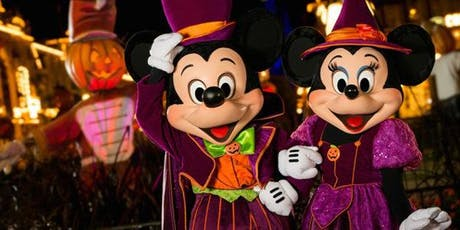 PRESTONPANS: Mickey and Minnie's Not So Scary Halloween Tribute Bash - AM tickets