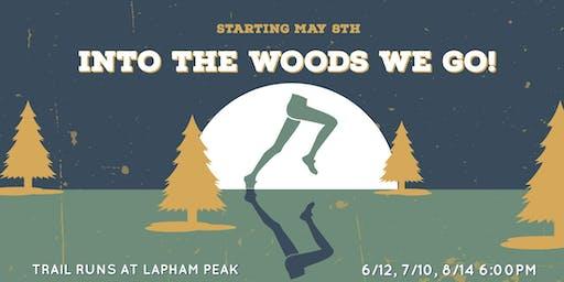 Trail Run Wednesdays at Lapham Peak - 7/10