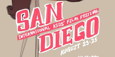 2019 San Diego International Kids' Film Festival tickets