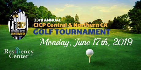 23rd Annual CICP Central & Northern CA Golf Tournament tickets