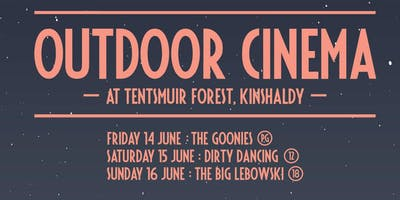 Tentsmuir Forest Outdoor Cinema