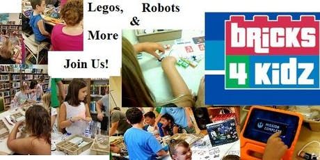Bricks 4 Kidz: Legos, Robots and More tickets