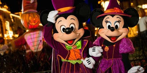 FREE: Mickey and Minnie's Not So Scary Halloween Tribute Bash - PM