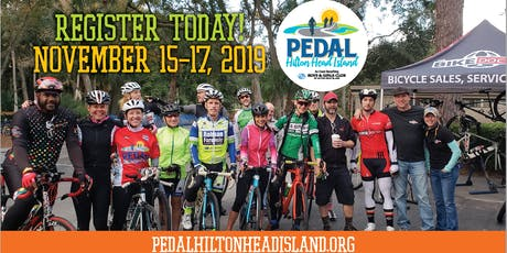 Pedal Hilton Head Island 2019 tickets
