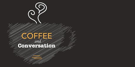 Coffee & Conversation: Show and Tell tickets