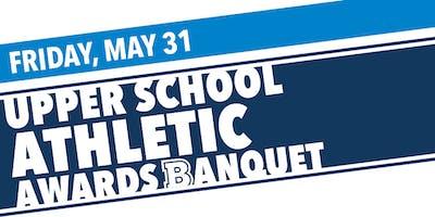 Upper School Athletic Awards Banquet 2019