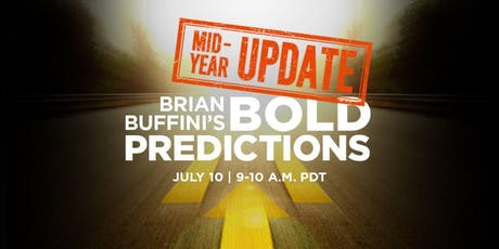 Real Estate Lounge and Learn at Lucy's - Brian Buffini Mid-Year Predictions tickets