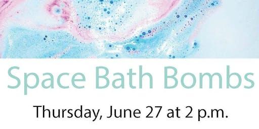 Space Bath Bombs (13-17Y)