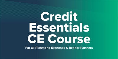 Credit Essentials CE Course - Richmond