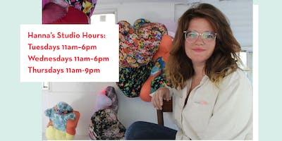 Artist Talk: Hanna Washburn