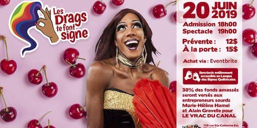Les Drags Te Font Signe - 4e édition
