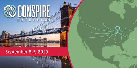 Conspire Gathering 2019 tickets