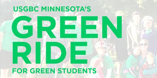 Green Ride For Green Students Individual Fundraising Pages!