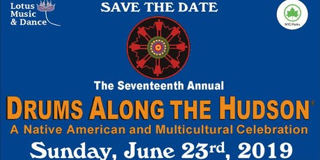 17th Annual Drums Along the Hudson: a Native American Festival and Multicultural Celebration tickets