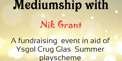 An Evening of Mediumship with Nik Grant