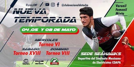 Torneo DOMINGOS VIII Club Nacional De Tocho