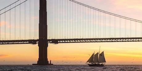 Sunset Sail on San Francisco Bay - Saturdays tickets