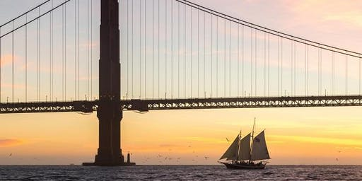 Saturday Sunset Sail on San Francisco Bay - Fall and Winter 2019