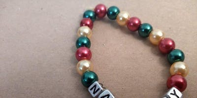Beginner Class: Stretch Bracelets