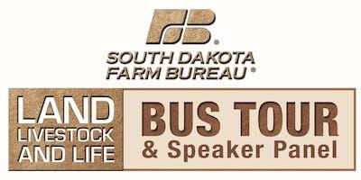 Land, Livestock and Life Bus Tour & Speaker Panel