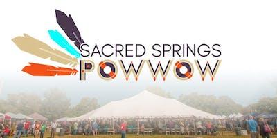 9th Annual Sacred Springs Powwow