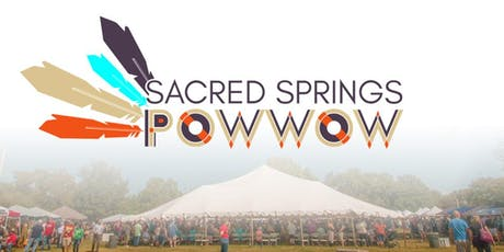 9th Annual Sacred Springs Powwow tickets