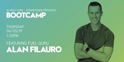 Bootcamp ft. Alan Filauro