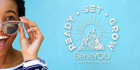 BeneYOU 2019 Convention tickets