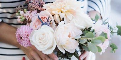 Floral Design Workshop at Balla Cloiche Vineyard