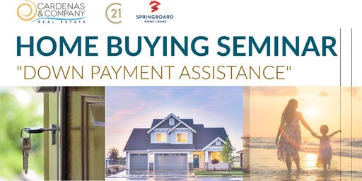 "Free Home-Buying Seminar ""Down Payment Assistance"""