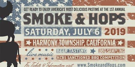 Smoke & Hops tickets