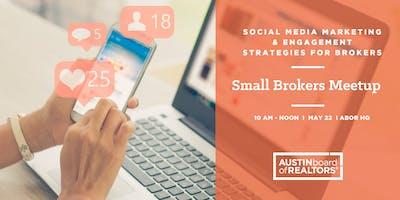 Small Brokers Meetup