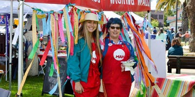 Strawberry Festival | Volunteer with the MAH