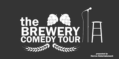 The Brewery Comedy Tour In Nashua