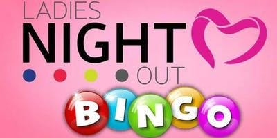 Ladies Night Out Vendor Bingo