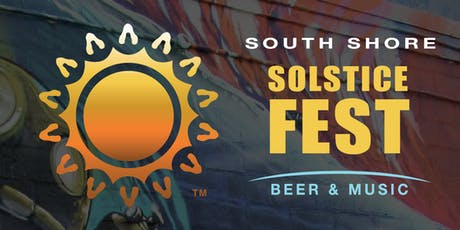 South Shore Solstice Beer and Music Festival tickets