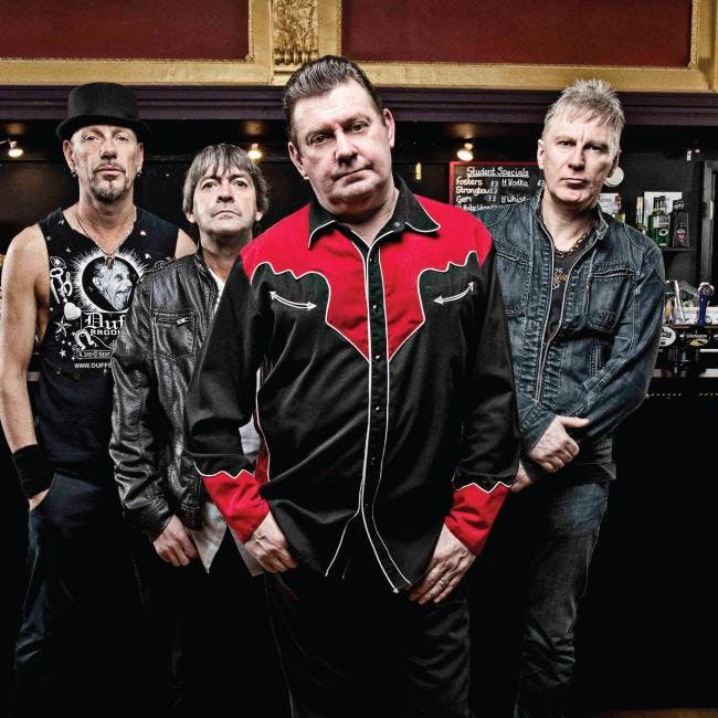 Stiff Little Fingers : 40 YEARS OF INFLAMMABLE MATERIAL