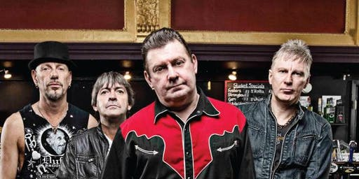 Stiff Little Fingers : 40 YEARS OF INFLAMMABLE MATERIAL @ Barracuda