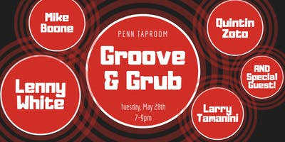 Groove 'n Grub May