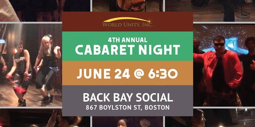 4th Annual Cabaret Night