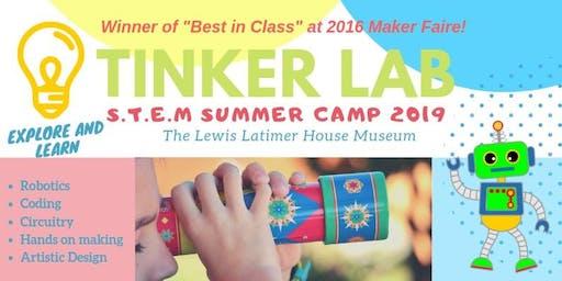 Tinker Lab S.T.E.A.M Summer Camp