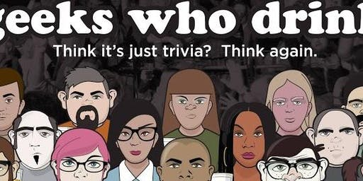 Monday Night Trivia with 'Geeks who Drink'