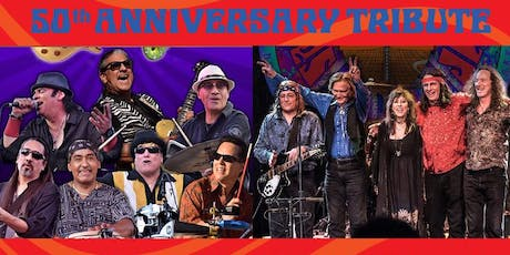 Woodstock Revisited - 50th Anniversary Tribute  @ Slim's  featuring Caravanserai (The Santana Tribute) and SF Airship (The Jefferson Airplane Experience) tickets