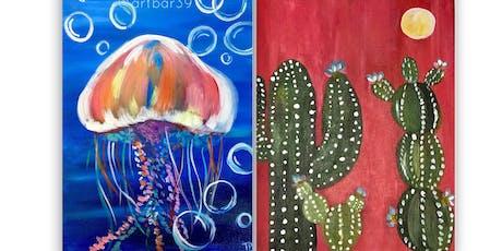 Wadena Kids Painting 6th - 12th grade   Art Bar 39  tickets