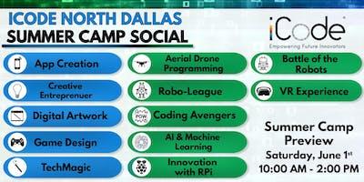 iCode North Dallas Open House!