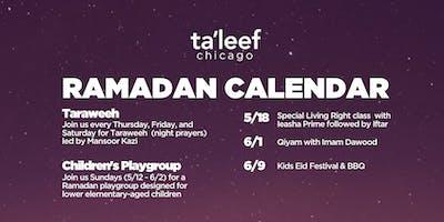 Eid Prayer Chicago 2019