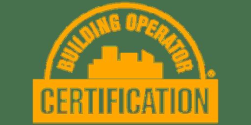 BOC Workshop - Topeka, KS - August 2019