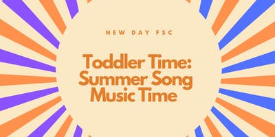 Toddler Time: Summer Songs